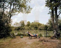 Nogent-sur-Seine, France, 2003    Jürgen Nefzger y las nubecillas de algodón  http://juanaballe.com/blog/#