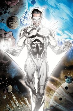 Image from fantasy and syfy..with some cats..NSFW — comics-station:            White Lantern-...