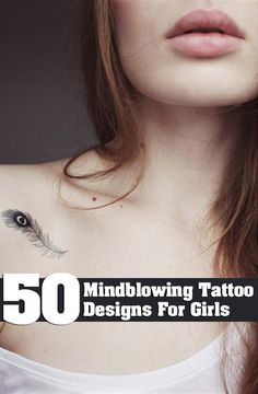 There is a wide variety of unique tattoo designs for women and each has a specific meaning attached to it.