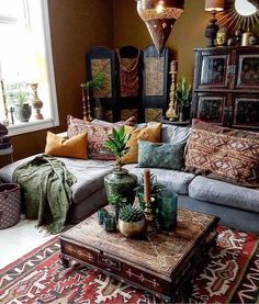 30 Inspiring Bohemian Living Room Ideas For Your Home. 30 Inspiring Bohemian Living Room Ideas For Your Home. Compromise is a critical life skill that enters every dimension of life-even decorating your living room. When you are thinking […] Bohemian Living Rooms, Bohemian Room, Bohemian Homes, Hippie Bohemian, Hippie Living Room, Dark Bohemian, Hippie House, French Bohemian, Hippie Home Decor