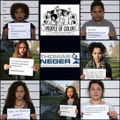 Die Studenten veröffentlichte ihre Bilder dann auf Instagram. | Studenten kritisieren rassistisches Firmenlogo und werden bedroht