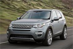 Land Rover Discovery Esportes