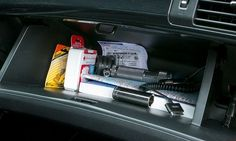Here is what cars.com suggests you keep in your glove box. Some of these I wouldn't have thought about.