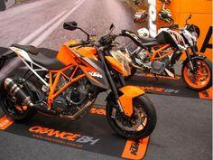KTM 390 Duke é atração da Orange BH no BikeFest