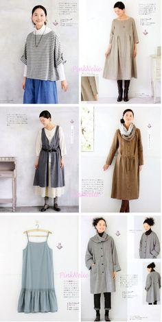 Natural Clothes n3475 Japanese Craft Book. $26.00, via Etsy.