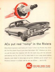 https://flic.kr/p/BFFPZ4 | 1962 AC Spark Plug Advertisement Motor Trend November 1962 | 1962 AC Spark Plug Advertisement Motor Trend November 1962