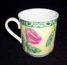 Villeroy & Boch  - A ROSE - Switch Summerhouse Coffee Mug  #VilleroyBoch