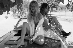 Poppy Delevingne & Alexa Chung for Net-A-Porter's The Edit