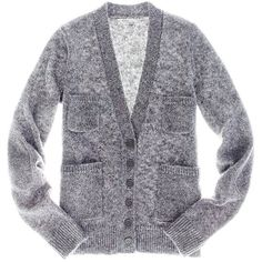 Madewell First Frost Sparkle Cardigan ($98) ❤ liked on Polyvore featuring tops, cardigans, sweaters, outerwear, women, elbow patch cardigan, madewell cardigan, cardigan top, glitter cardigan and sparkle cardigan