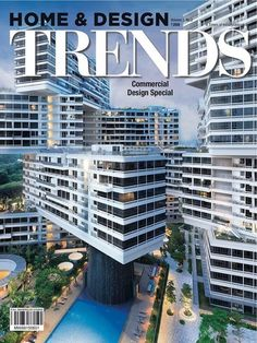 Home And Design Trends (Volume-3-No-2)- Commercial Design Special Issue.  #HomeAndDesignTrends #CommercialDesign