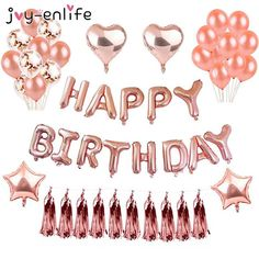 Toupons Just Married Party Decoration Balloons 16 inch JUST MARRIED DIY Foil Letter Balloons Banner Rose Gold Balloons Decorations for Bridal Shower Engagement Party Wedding Decorations Birthday Party Decorations For Adults, Balloon Decorations Party, Adult Birthday Party, Happy Birthday Banners, Wedding Decorations, Bride To Be Balloons, Wedding Balloons, Birthday Balloons, Glitter Ballons