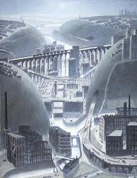 Viaduct, Stockport, Helen Clapcott