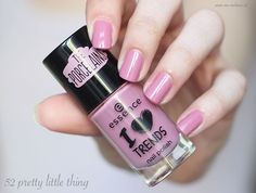 Essence i love trends Nagellack the porcelains 52 pretty little thing