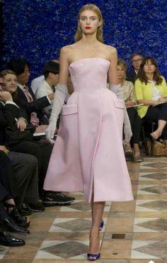 Dior - Haute Couture 2012 Vogue Juli 2015