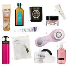11 Best products for an at-home spa day!