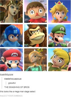 """Geeky Memes For The Gamers - Funny memes that """"GET IT"""" and want you to too. Get the latest funniest memes and keep up what is going on in the meme-o-sphere. Super Smash Bros Memes, Nintendo Super Smash Bros, Super Mario Bros, Super Mario Memes, Super Meme, Donkey Kong, Videogames, Little Mac, Nerd"""