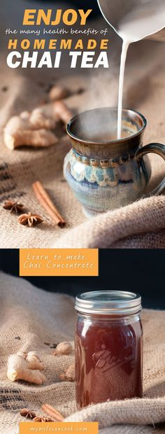 How to make black tea concentrate