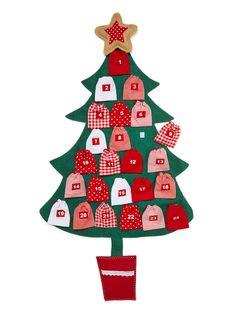 Advent Calendar from Final Sale: Seasonal Decor on Gilt