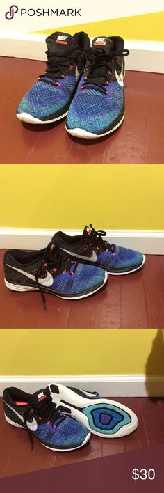 online retailer f109d 3a4ec Nike Flyknit Lunar 3 Mens Running Shoes Back and even better than ever, the  Nike