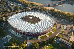 Warsaw - National Stadion