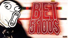 CS:GO BETUJE 5100$ !? WTF !?