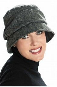 Kennedy Cloche Hat