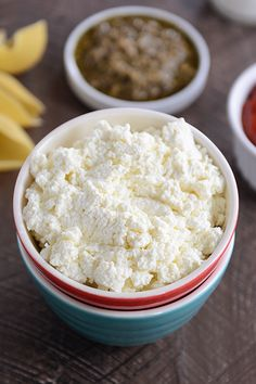 Homemade Ricotta Cheese {In Under an Hour} | Mel's Kitchen Cafe