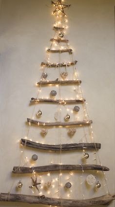 Alternative/Beach/DIY Christmas Tree