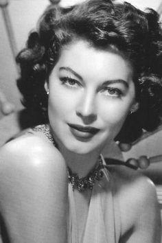 Ava Gardner, 1950