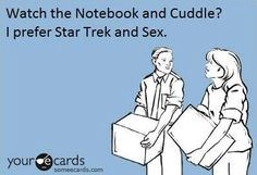 Star Trek and sex