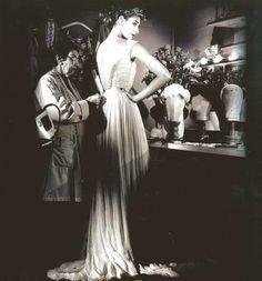 Maria Callas dressin