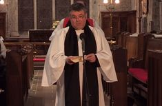 News: Institution in St Nicholas', Carrickfergus, Connor Diocese: The Rev Christopher St John, formerly curate in St Mark's, Dundela,… Church Of Ireland, Saint Nicholas, The Rev, Three Kids, How To Introduce Yourself, Saints, News
