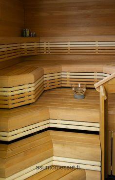 Deco-talon Hyvinvointokoti - Sauna | Asuntomessut