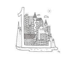 Daily graphic project - Benoit Fesselet