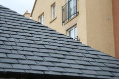 CUPA natural slate is the perfect product for a roofing solution to The Maltings | #naturalslate #CUPA #building #architecture #roofing