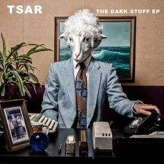 "Album review: TSAR – ""The Dark Stuff"" Tsar's new EP ""The Dark Stuff"" is a seductively catchy, darkly funny (just look at that go..."