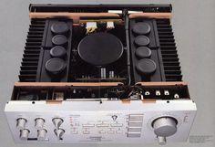 Pioneer A-200 Premain Amp - 1982