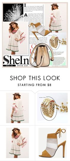 """SHEIN"" by damira-dlxv ❤ liked on Polyvore"