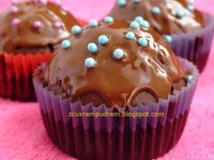 z cukrem pudrem: babeczki czekoladowe najlepsze