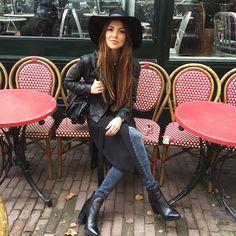 Parisian feelings in Amsterdam