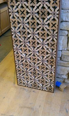 These door screens are beautiful!