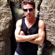 Richard Marx hiking in China Debbie Downer, Richard Marx, My Favorite Music, Gorgeous Men, The Man, Hot Guys, Two By Two, Singer, Instagram Posts
