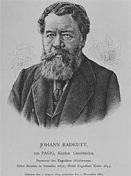 Johannes Badrutt, hotelier, St Moritz: inspired the winter sports vogue when he laid a bet with his guests that they would enjoy the winter more than the summer if only they stayed on Winter Sports, Switzerland, Saints, Vogue, Inspired, History, Summer, Historia, Summer Time