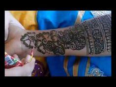 Best Mehandi  Designs, modern style full hand mehndi designs for all occ...