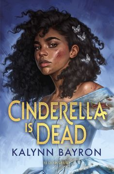 """The cover I illustrated for the book """" Cinderella is Dead"""" by the Author Kalynn Bayron in work with Kids Bloomsbury Sci Fi Books, Ya Books, Book Club Books, Book Series, Good Books, Book Nerd, Fantasy Books To Read, Fantasy Book Covers, Book Cover Art"""
