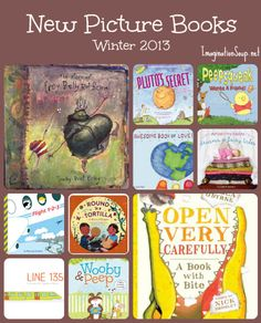 Have you read these new, entertaining picture books?