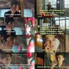 Season 1 Episode 5: Magnus and Alec