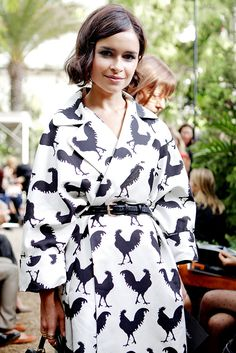 Paris FW: гости показа Hermès (фото 2)