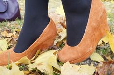 Love these wedges! My Outfit, Chelsea Boots, Wedges, Ankle, Outfits, Shoes, Fashion, Outfit, Zapatos