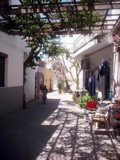 Picturesque streets in Kato Mera #Ierapetra. Γραφικά σοκάκια στην Κάτω Μερά Ιεράπετρας.       Photo's author : Muba . Greek Islands, Greece, Blood, Country, Places, Travel, Beautiful, Crete, Greek Isles